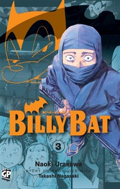 Billy Bat Vol. 3
