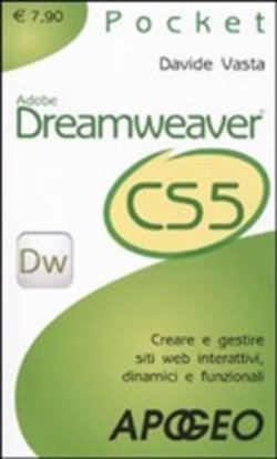 Image of        Dreamweaver CS5 - Davide Vasta