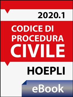 Codice di procedura civile 2020