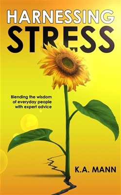 Harnessing Stress: Blending the wisdom of everyday people with expert advice