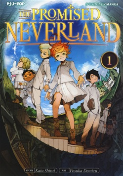The promised Neverland. Vol. 1: Grace field house