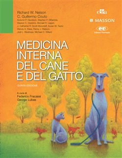 Image of Medicina interna del cane e del gatto - Richard W. Nelson,C. Guillerm