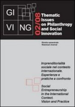 leggere in linea Giving. Thematic issues in philantropy and social innovation (2008) Vol. 2 pdf, epub