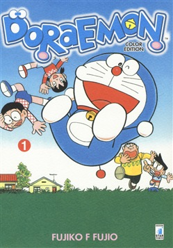 Doraemon. Color edition.Vol. 1