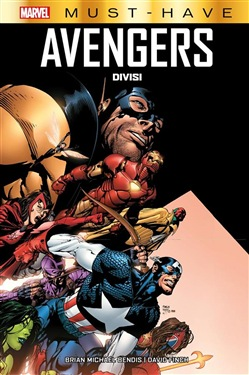 Marvel Must-Have: Avengers divisi
