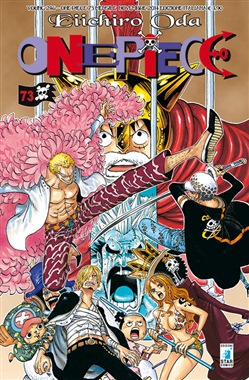 One piece Vol. 73