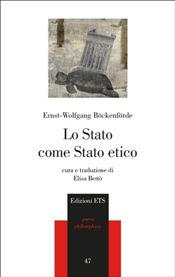 Image of Lo Stato come Stato etico - Ernst-Wolfgang Böckenförde