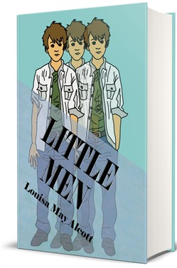 Little Men (Illustrated Edition)