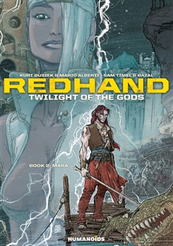 Redhand - Twilight of the Gods