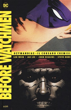 Before Watchmen: Ozymandias-Il corsaro Cremisi. Vol. 4
