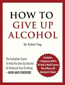 How To Give Up Alcohol Course