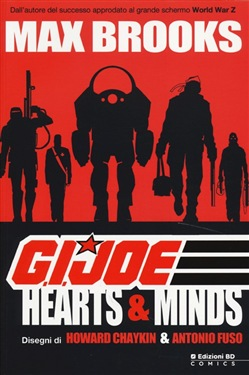 Heart & mind. G.I. Joe