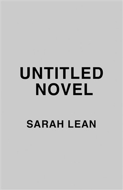 Untitled Sarah Lean
