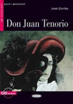 Don Juan Tenorio. Libro + CD