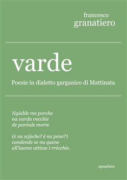 Image of Varde. Poesie in dialetto garganico di Mattinata - Francesco Granatie