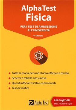Alpha Test fisica