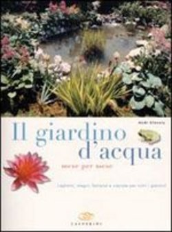 Image of Il giardino d'acqua mese per mese - Andy Clevely