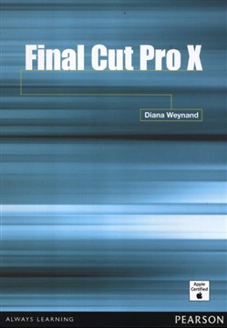 Image of Final Cut Pro X - Diana Weynand