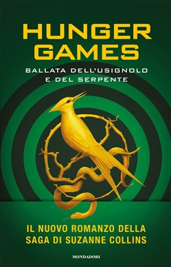 HUNGER GAMES - Nuovo romanzo