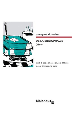 Image of De La Bibliophagie (1866) eBook - Onésyme Durocher