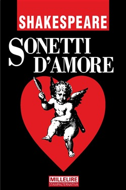 Image of SONETTI D'AMORE eBook - Shakespeare