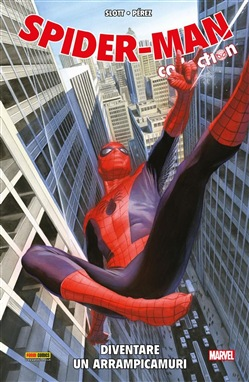 Image of Spider-Man. Diventare un Arrampicamuri (Spider-Man Collection) eBook