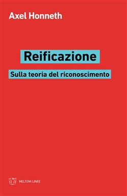 Image of Reificazione eBook - Axel Honneth