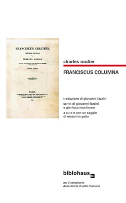 Image of Franciscus Columna eBook - Charles Nodier