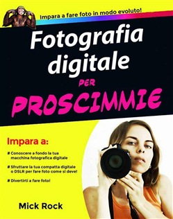 Image of Fotografia Digitale per Proscimmie eBook - Mick Rock