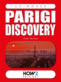 Image of PARIGI DISCOVERY eBook - Erika Bertani