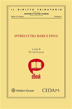 Image of Intrecci tra mare e fisco eBook - Victor Uckmar (a cura di)