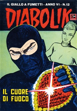 Image of Diabolik #88 eBook - Angela Giussani