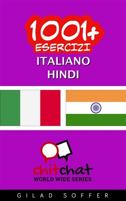 Image of 1001+ Esercizi Italiano - Hindi eBook - Gilad Soffer