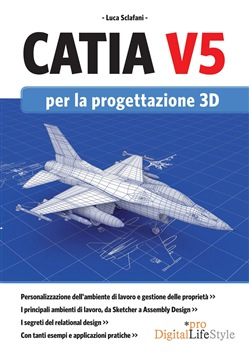 Image of Catia V5 eBook - Luca Sclafani