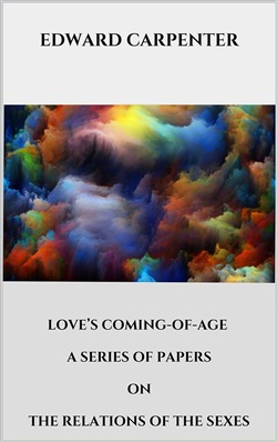 Image of Love's coming-of-age eBook - Edward Carpenter