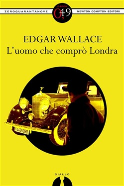Image of L'uomo che comprò Londra eBook - Edgar Wallace