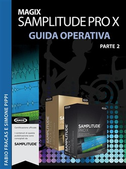Image of Magix Samplitude Pro X - Guida Operativa - parte 2 eBook - Fabio Frac