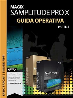 Image of Magix Samplitude Pro X - Guida Operativa - parte 3 eBook - Fabio Frac