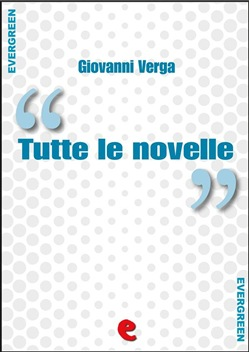 Image of Tutte le Novelle eBook - Giovanni Verga
