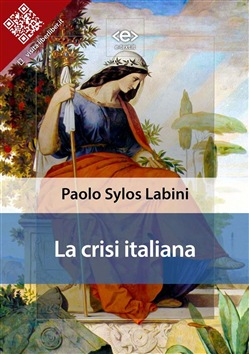 Image of La crisi italiana eBook - Paolo Sylos Labini