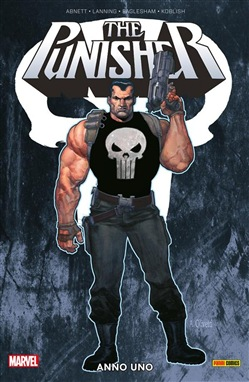 Image of The Punisher. Anno Uno (Marvel Collection) eBook - Dan Abnett,Dale Ea