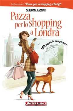 Image of Pazza per lo shopping a Londra eBook - Carlotta Cacciari