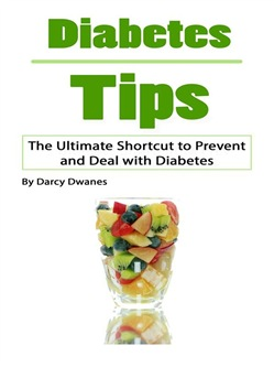 Image of Diabetes Tips eBook - Darcy Dwanes