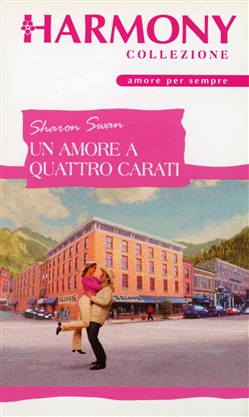 Image of Amore a quattro carati eBook - Sharon Swan