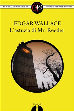 Image of L'astuzia di Mr. Reeder eBook - Edgar Wallace