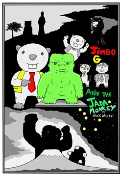 Image of Jimbo G. and the Jada Monkey eBook - Alex Miozzi