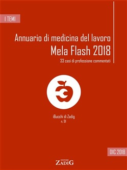 Image of Annuario di medicina del lavoro MeLa Flash 2018 eBook - Nicoletta Sca