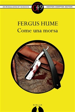 Image of Come una morsa eBook - Fergus Hume