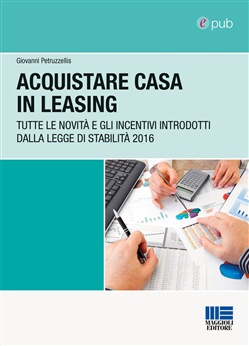 Image of Acquistare casa in leasing eBook - Giovanni Petruzzellis
