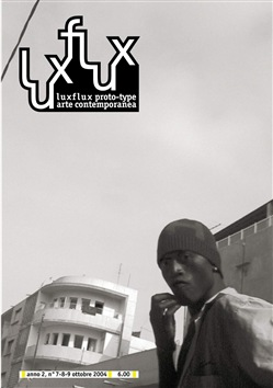 Image of Luxflux prototype arte contemporanea Anno II, n. 7-8-9/2004 eBook - A
